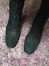 Really Rare Ann Demeulemeester Leather Lace Up Boots, Size 5 UK, 38 Eur