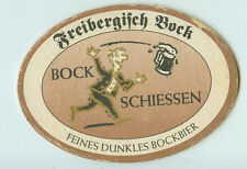 Used Beer Coasters Free Bergisch Bock 5 1/8x3 11/16in