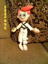 "HTF 14"" Hallmark TAE KWON JONES Plush Bendable Poseable Taekwondo Girl *"
