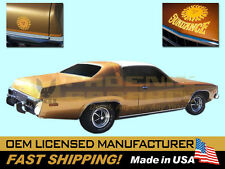 1974 Plymouth Satellite Sebring Sundance Stripes Decals Kit