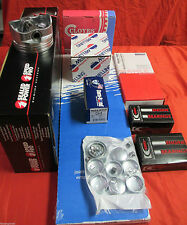 Chevy 350/5.7L VORTEC Engine Kit Pistons+Rings+Timing+Gasket+Bearings+Head Bolts