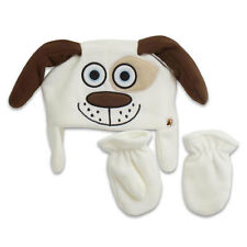 AVON Tiny Tillia Puppy Dog Hat & Mitten Set Costume Kids Toddler Size S/M NEW
