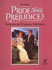 Pride and Prejudice: Theme from the TV Series (Sheet) (Faber Edition), , New Boo