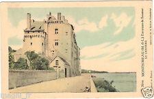 Image éducative - Le château de MONTSOREAU - Coll. Solution Pautauberge (H5530)