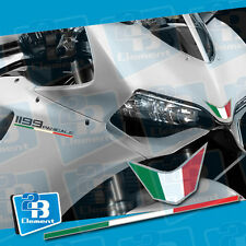 Fit For Ducati 1199 PANIGALE Tricolore Side & Nose Fairing Sticker Version 2