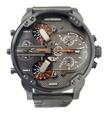 Diesel Daddy Only the Brave Chronograph MultiFunction Men Watch DZ7315 New Orig