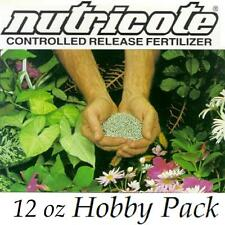 ~Nutricote~ 13-11-11 180 Day Safe Slow Time Release Fertilizer 12 oz HOBBY PACK