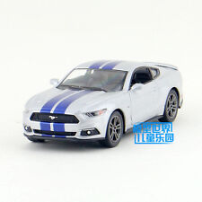 1:38 Ford 2015 Mustang GT Alloy Diecast Car Model Toy Vehicles Gift B2943 silver