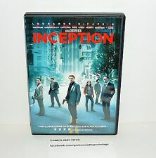 DVD VIDEO INCEPTION