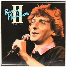 BARRY MANILOW Volume II 1983 UK Double Vinyl LP EXCELLENT CONDITION two 2