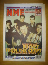NME 1996 FEBRUARY 10 ROCKET FROM THE CRYPT SUEDE BJORK MOBY