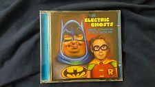 DANIEL JOHNSTON & JACK MEDICINE - THE ELECTRIC GHOSTS. CD