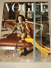 VOGUE MAGAZINE ITALIA=2000 MARCH=Hannelore Knuts by Steven Meisel=