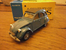 A Century of Cars Solido Citroen 2CV6