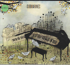 SUBMARINES - declare a new state CD