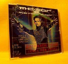 MAXI Single CD M.C. Sar & The Real McCoy Automatic Lover 4TR 1994 Euro House