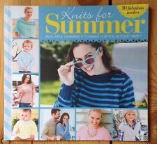 Simply Knitting Supplement. Knit Today Summer. 10 Fabulous Knits