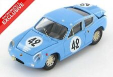 Abarth 1300 Simca Oreille - Spychinger Le Mans 1962 1:43 (RM)