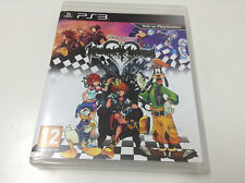 KINGDOM HEARTS -HD 1.5 REMIX- . Pal España ..Envio Certificado  ..Paypal