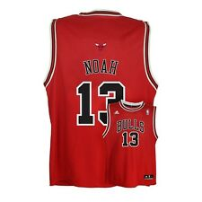 (2016-2017) Chicago Bulls JOAKIM NOAH nba ADIDAS Jersey YOUTH KIDS BOYS (L)