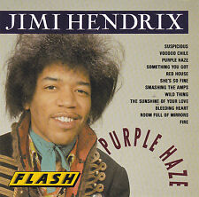 CD 12T JIMI HENDRIX PURPLE HAZE F 2101-2 FLASH