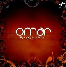 Sing (If You Want It) by Omar (CD, Jul-2011, Tru Thoughts)