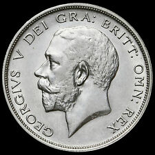 1915 George V Silver Half Crown – EF #4