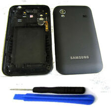 Samsung S5830 Galaxy Ace Fascia Housing Back Battery Case Black + Tools