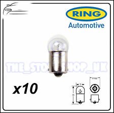 TRADE PACK of 10 Ring R5W Side or Tail 12v R207