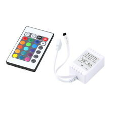 RGB 16 Colors Remote Control Box DC 12V for LED Light Strip security safety HS