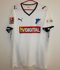 TSG 1899 Hoffenheim Germany away player issue shirt 08/09 Puma