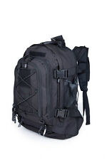40L Outdoor Expandable Tactical Backpack Military Camping Hiking Trekking 08001