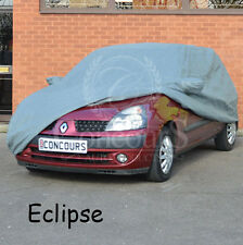 Renault Clio Mark 1,2 & Campus Breathable 4-Layer Car Cover, 1990 to 2008