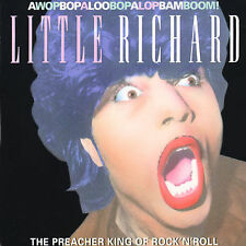 LITTLE RICHARD - The Preacher King Of Rock'n'Roll CD