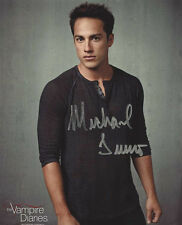 THE VAMPIRE DIARIES:MICHAEL TREVINO AUTOGRAPH PHOTO #2