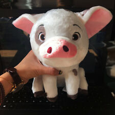 2016 NEW Disney Moana Wailea Maui pet pig Pua Plush Toy 10'' Gift