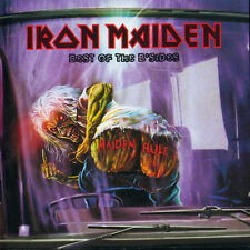 IRON MAIDEN  Best of The B' Sides - BRAND NEW SEALED 2 DISC JEWEL CASE CD