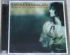 LAURA BRANIGAN Shine On Ultimate Collection CD + DVD SOUTH AFRICA Cat# CDESP