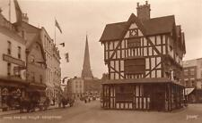 Old House Hereford unused RP old pc Judges 3543
