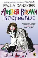 Amber Brown Is Feeling Blue No. 7 by Paula Danziger (2010, Paperback)