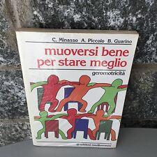 1995#VINTAGE MUOVERSI BENE PER STARE MEGLIO# Nuovo Sigillato
