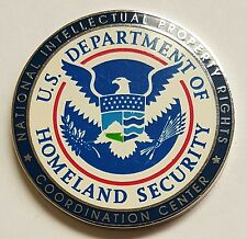 DHS ICE National Intellectual Property Rights Coordination Center 1.5""