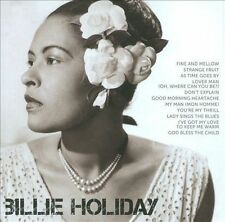 BILLIE HOLIDAY Icon CD BRAND NEW Compilation