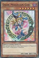 YU-GI-OH CARD: DARK MAGICIAN GIRL - SUPER RARE - DPBC-EN009 - 1st EDITION