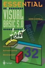 Essential Ser.: Essential Visual Basic 5.0 Fast by John Cowell (1997, Paperback)