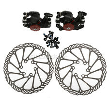 AVID BB7 Mechanical Disc Brake Front and Rear 160mm G3 Rotor