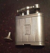Vintage Dunhill Sterling Silver Lift Arm Art Deco Lighter Patent 1022140 c1920's