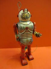 ALL ORIGINAL TN CRAGSTAN SPACE MAN ASTRONAUT ROBOT SPACE TIN TOY