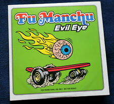 FU MANCHU 'EVIL EYE' RARE GERMAN PROMO  CD Single 1997 STONER QoTSA Homme