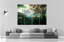 GAME OF THRONES EDDARD STARK  Wall Art Poster Grand format A0 Large Print